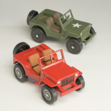 Off-Road Racing Army Jeep