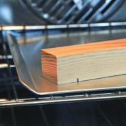 Baking Your Block of Pine