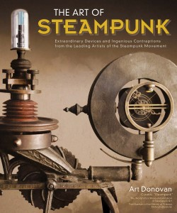 The Art of Steampunk, Donovan, Art
