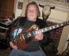 Custom Carved Guitars