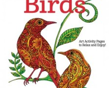 Creative Coloring Birds