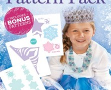 Ice Princess Bonus Pattern Pack